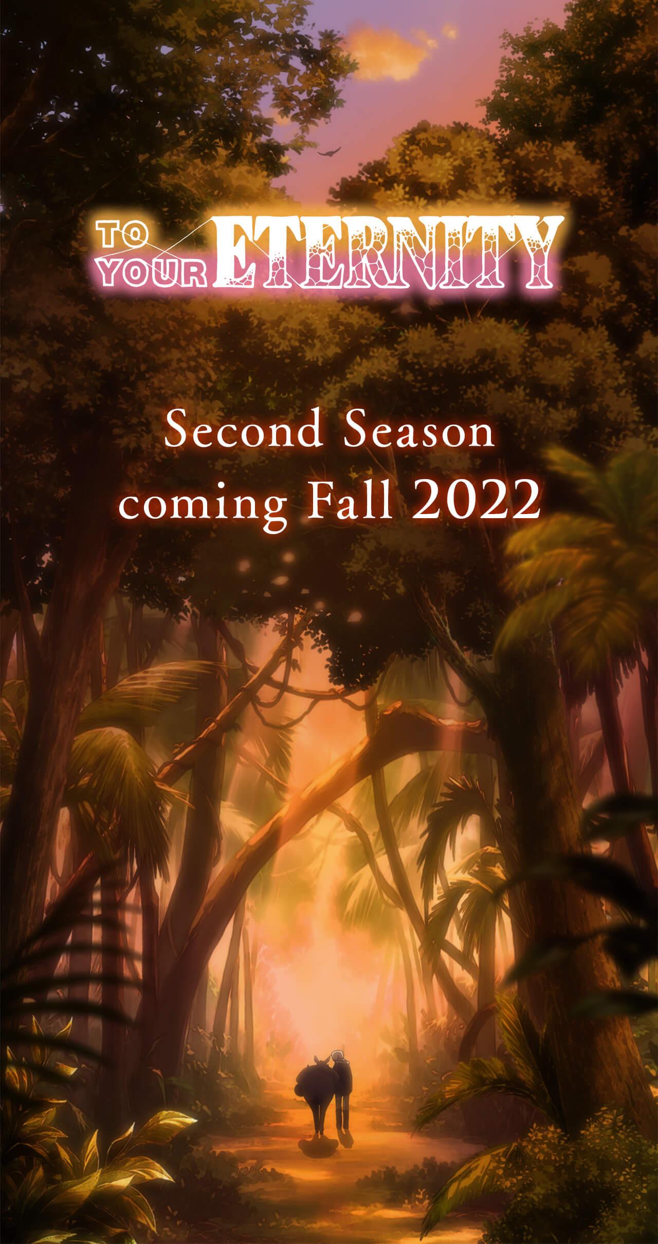 To Your Eternity segunda temporada